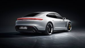 Electric vehicle, Porsche Taycan