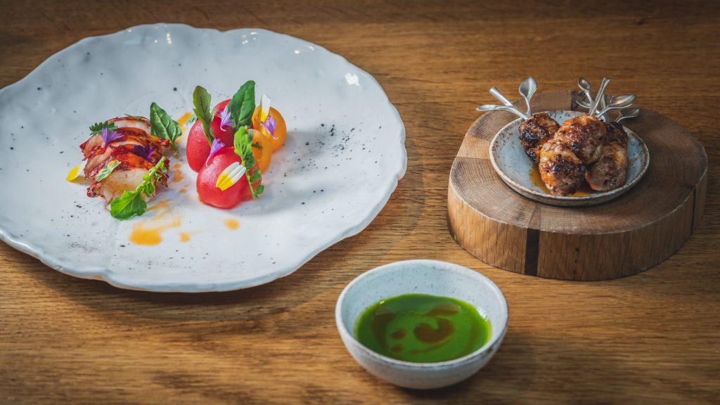 Mark Birchall's Kasai Grill Recipe